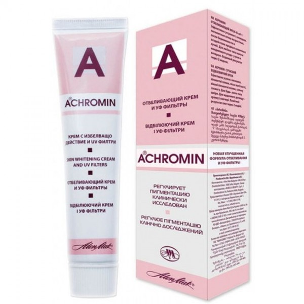 Achromin Skin-whitening cream 45ml