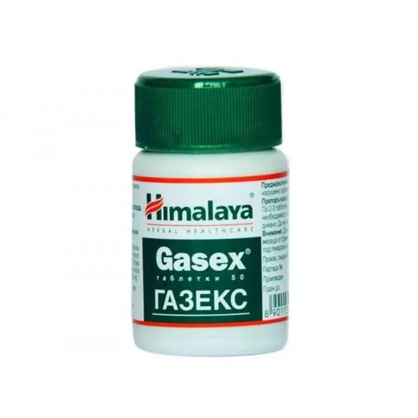 Gasex Himalaya Tablets x 50