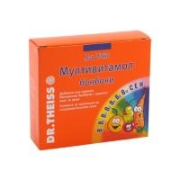 Multivitamol Chocolates Dr.Theiss 50g