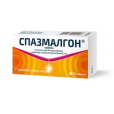 Spazmalgon x 10 Tablets