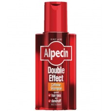 Alpecin Double Effect Caffeine Shampoo For Weak Hair/Hair Loss 200ml