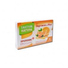Tantum Natura Orange-Honey 15 lozenges