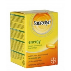 Supradyn Energy x 30 tablets