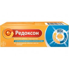 Redoxon 10 Effervescent Tablets