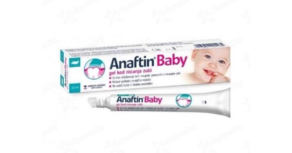 Anaftin Baby Teething Gel 10ml