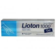 Lioton 1000 gel 100g