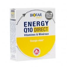 Biofar Energy Q10 14 Direct Sachets For Vital Energy