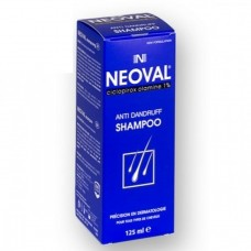 Neoval Anti Dandruff shampoo 125ml