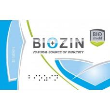 Biozin For Immunity Enhancement 400mg Х 30
