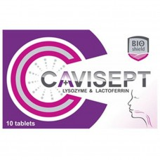 Cavisept lozenges x 15