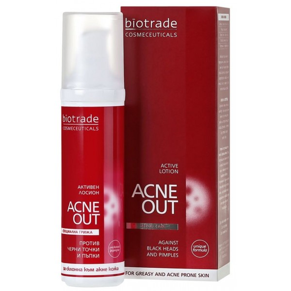 Acne Out Active Lotion 60ml