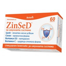 ZinSed For Immune System 60 Tablets