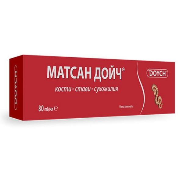 Matsan Doych Cream 80ml