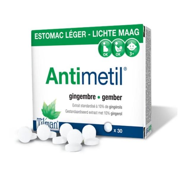Antimetil 30 Tablets