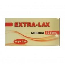 Extra-lax laxative candy x 10 (sugar free)