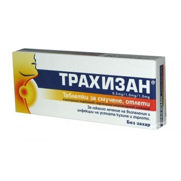 Trachisan (Trachilid) Lozenges 20