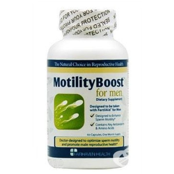 MotilityBoost For Men 60 Caps