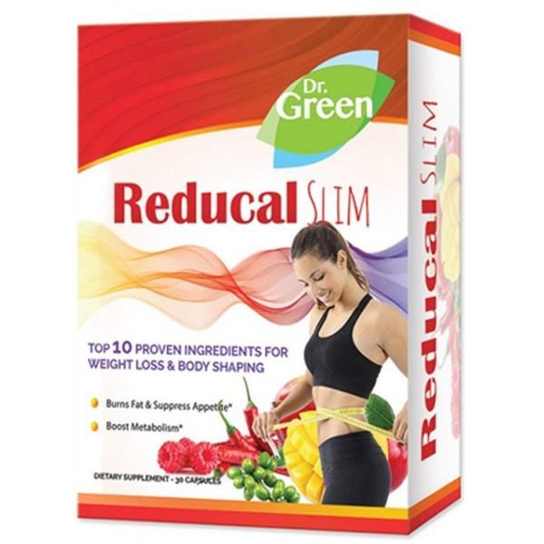Reducal Slim 30 Capsules Dr.Green