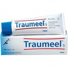 Traumeel S Homeopathic ointment 50g