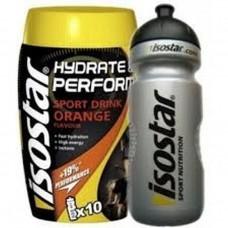 Isostar Hydrate And Perform Orange 400gr Powder