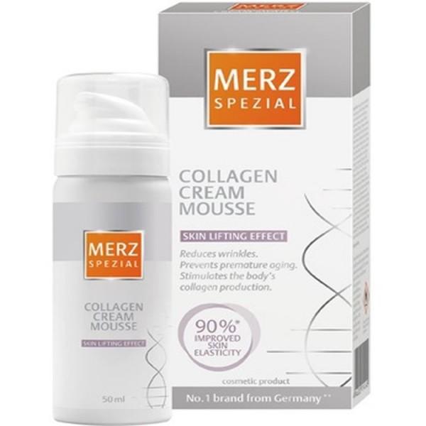 Merz Spezial Cream Mousse Collagen 50ml