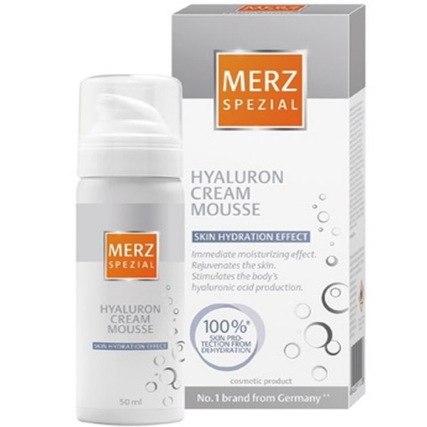 Merz Spezial Cream Mousse Hyaluron 50ml