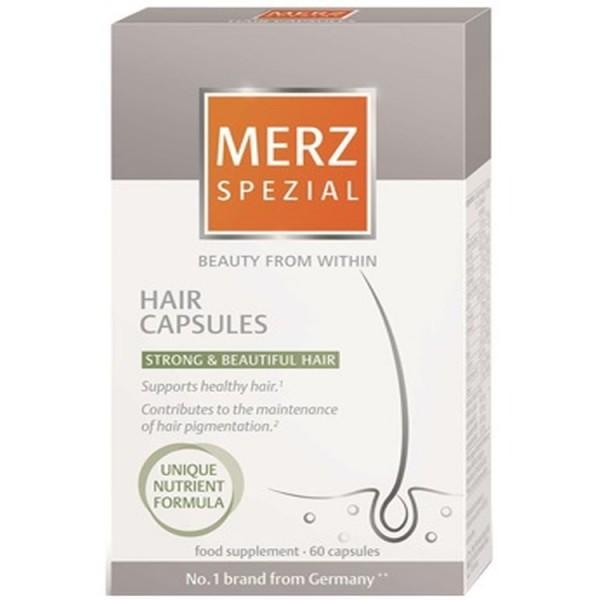 Merz Special 60 Hair Capsules