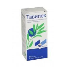 Tavipec capsules x 30