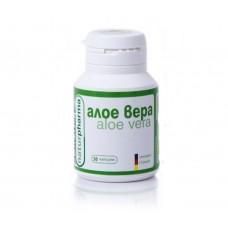 Aloe Vera 50 Capsules