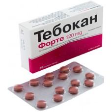 Tebokan Forte 120mg 30 Tablets