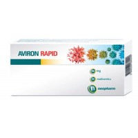 Aviron Rapid Against Viruses 360mg 24 Tablets