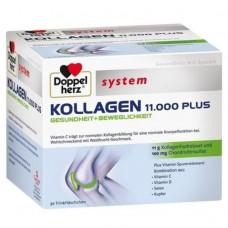 Doppelherz System Collagen 11 000 Plus 30 Vials