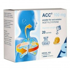 ACC 100 mg x 20 Sachets