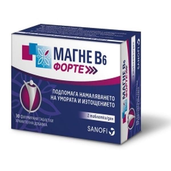 Magne B6 Forte 30 Tablets