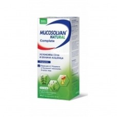Mucosolvan Natural Complete Cough Syrup 180g