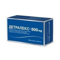 Detralex 500mg tablets x 90