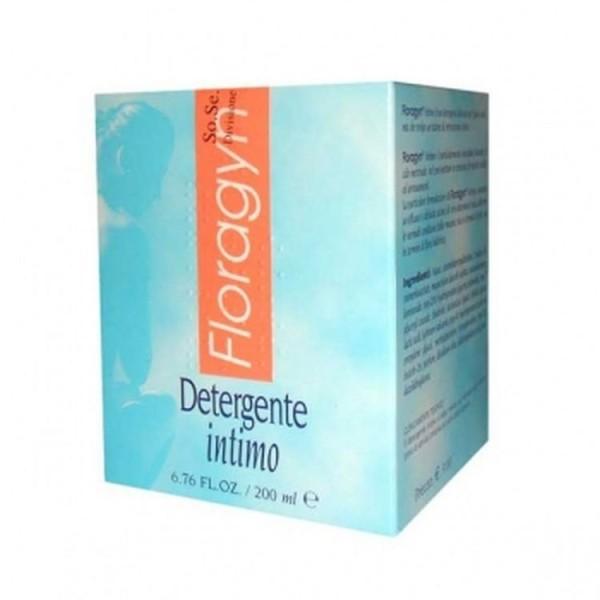 Floragyn Intimate Hygiene Soap 200ml