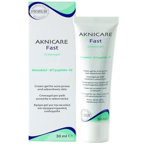 Synchroline Aknicare Fast Cream Gel 30ml