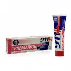 911 Travmalgon Body Balm Gel 100ml