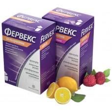 Fervex 8 Sachets Lemon Flavor