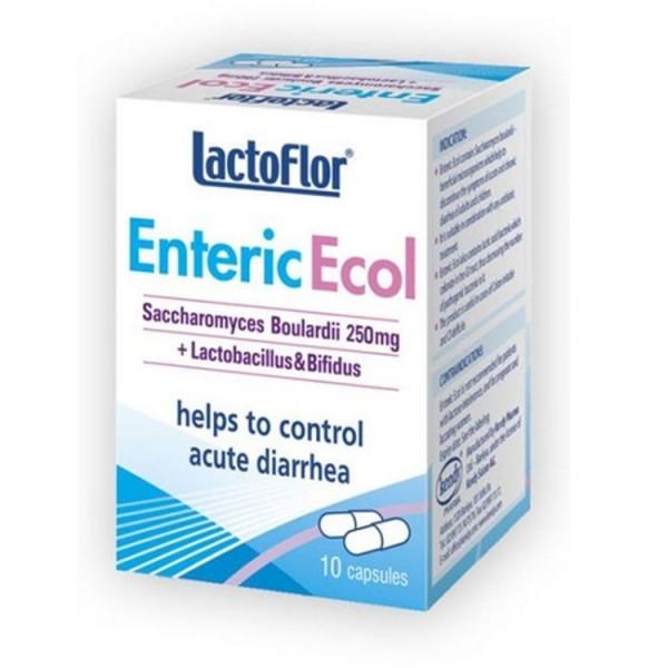 Lactoflor Enteric Ecol 10 Capsules