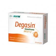 Degasin 32 Capsules For Bloating